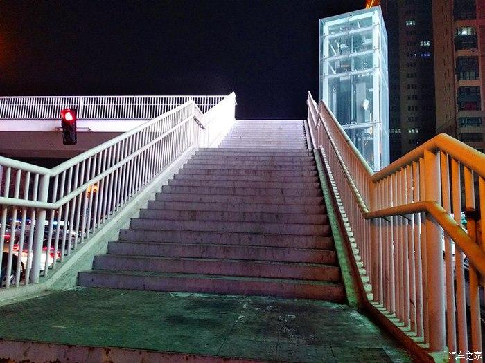 自身经历——过街桥